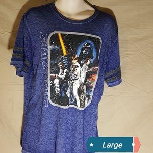 "Star wars ""A new hope "" baseball ter"